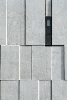 Concrete Facade, Stone Facade, Precast Concrete, Stone Cladding, Exterior Cladding, Facade Design, Wall Design, Exterior Design, Wall Cladding Designs