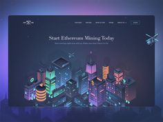 We made an article about the main web design and UI/UX trends for upcoming 2019 year!Here is the full Custom Isometric in Bright Colors and Animated Full-Screen Background Images… Design Ui Ux, Interface Design, Design Trends, Sketch Design, Layout Design, Branding Design, Graphic Design, Website Design Inspiration, Site Portfolio