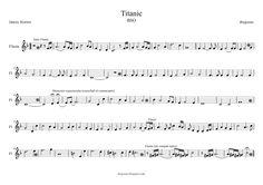 Partition de la BO de Titanic