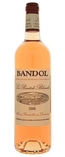 Domaine Bastide Blanche Bandol Rose 2011 Provence 750ml - Morrell Wine