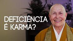 Deficiência é Karma de vida passada? Existe Reencarnação? | Monja Coen R...