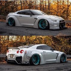 Liberty Walk Nissan R35 GTR