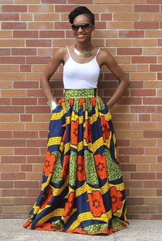 awesome African Print Skirt Skirt African Clothing by DiagossaCouture by http://www.redfashiontrends.us/african-fashion/african-print-skirt-skirt-african-clothing-by-diagossacouture/