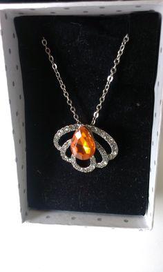 Pendant Necklace, Jewellery, Silver, Jewels, Schmuck, Drop Necklace, Jewelry Shop, Jewlery, Jewelery