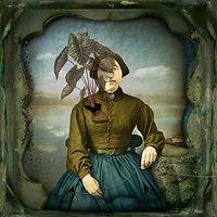 Maggie Taylor: The botanist. 2011