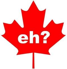 "We realize that Americans, evidently, do not know anything about Canada. The word ""eh"" is not a weird tick Canadians have. It& tacked on to an end of a sentence to illicit a response or input. It& kinda like ""ri. Fun Facts About Canada, All About Canada, Canadian Things, I Am Canadian, Canadian Memes, Canadian English, Canadian Humour, Canadian People, Canada Day"
