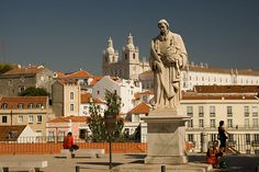 Alfama, Lisboa, Portugal by Jumento, via Flickr