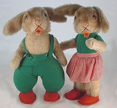 vintage toys   Steiff Toys: Profile and Resources