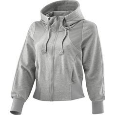 Stella Mccartney Adidas Run Performance Zip Hoodie