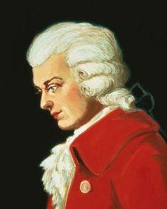 Тоска по весне - В.А. Моцарт
