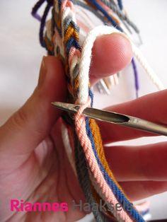 Wayuu mochila, workshop, RiannesHaaksels, Riannes Haaksels, cursus, wayuu mochila haken, RiannesHaaksels.nl, haak techniek, tapestry, haakpakket