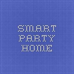 SMART PARTY - Home