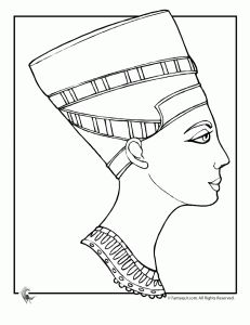 Ancient Egypt Color Pages http://www.fantasyjr.com/ancient-egypt-coloring-pages/#