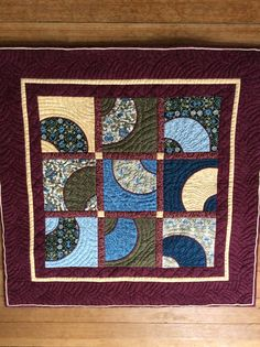 Quilt from Susan Cleveland's class