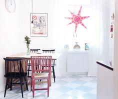 kitchen inspiration pastels vintage  emmasvintage.se