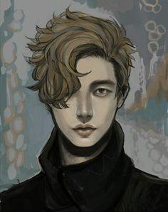 #박해진 Park Hae Jin My sketchbook art
