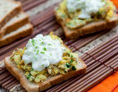 Receita: torrada de castanha-do-pará e quinoa integral