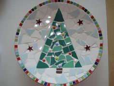 kerst mozaiek - Google zoeken
