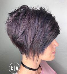 Dusty Lavender Short Shag