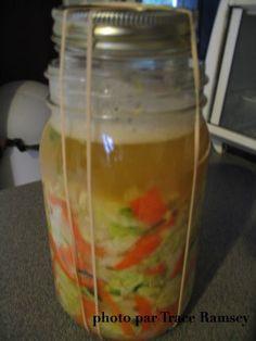 recette de kimchi