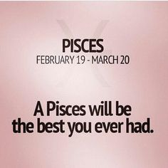 Yes sir yes Ma'am. But you have to earn it though! Pisces And Scorpio, Astrology Pisces, Pisces Quotes, Zodiac Signs Pisces, Pisces Woman, Zodiac Facts, Love Me Quotes, Life Quotes, Pisces Relationship
