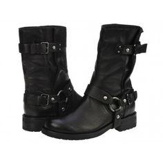 Ghete casual dama Geox Newvirna black Biker, Boots, Casual, Black, Fashion, Crotch Boots, Moda, Black People, Fashion Styles