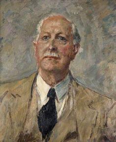 Augustus Edwin John - Professor J. Cunningham McLennon