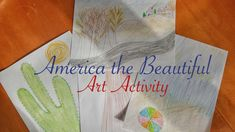 America the Beautiful Art Activity PBS Parents_Title Image