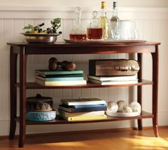 Chloe Console Table | Pottery Barn- front hall
