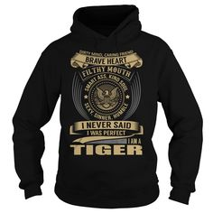 TIGER Last Name, Surname T-Shirt