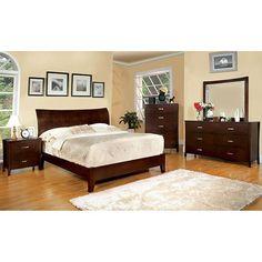 Furniture Of America Midland 4 Piece Bedroom Set Las Vegas Furniture Online   LasVegasFurnitureOnline   Lasvegasfurnitureonline.com