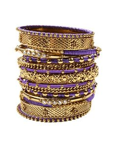 Amrita Singh Reema Bangle Bangle Plated