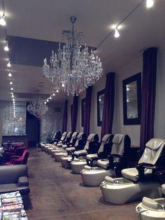 Fabulous decorating u0026 fabulous service ( & Urban Spa Nail in Lakeview | Nail salon | Pinterest | Spa Salons ...