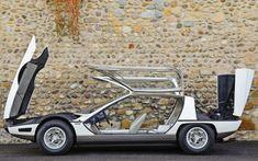 1967 Bertone Lamborghini Marzal Concept
