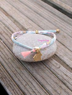 Bijoux Agate, Bracelets Liberty, Liberty Betsy, Rose Pastel, Kids Jewelry, Cuff Bracelets, Jewelery, Coin Purse, Wallet