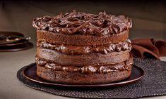 Schokoladen-Schicht-Torte  Rezept | Dr. Oetker