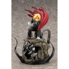 Kotobukiya Fullmetal Alchemist Brotherhood EDWARD ELRIC DX ver. 1/8 PVC Figure - Kotobukiya from Eye on Asia UK