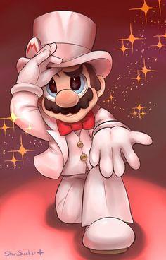 Mario odyssey by StarSeekerplus.deviantart.com on @DeviantArt