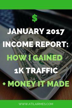 Income + Biz Report – January 2017