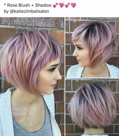 Love the cut and fringe!