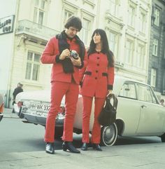 Sonny and Cher in London