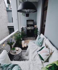 Small balcony ideas, balcony ideas apartment, cozy balcony design, outdoor balcony, balcony ideas on a budget Small Balcony Decor, Small Balcony Garden, Small Balcony Design, Small Terrace, Outdoor Balcony, Small Balconies, Terrace Design, Garden Design, Condo Balcony