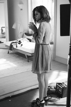 June 21: Selena Gomez behind the scenes of the Coach Fall 2017 Campaign [HQ]