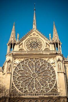 Notre Dame Rose Window