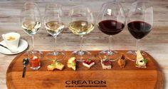 creation wines tasting room