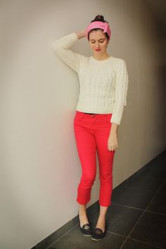 i want bright pants!!