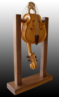 Violin by Guillerm