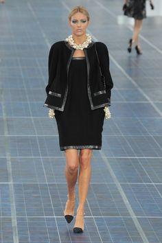 Chanel primavera/verão 2013: tendências e meus eleitos!!!  O desfile foi perfeito! Confiram!!! Bjs