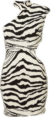 ShopStyle: Tiger Cutout Bodycon Dress By Dress Up Topshop**
