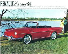 1968 Renault Caravelle 1100 S